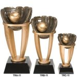 Tower Resins Awards -Baseball Baseball Trophy Awards