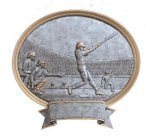 Legend Oval Award -Baseball Baseball Trophy Awards