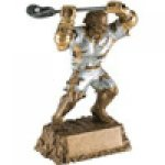 Monster Resin Award -Lacrosse Lacrosse Trophy Awards
