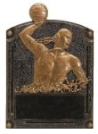 Legends of Fame Award -Water Polo Male Legends of Fame Resin Trophy Awards