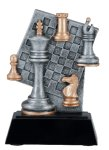 Resin Figure - Chess Misc. Resin Trophy Awards