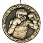 XR Medals -Boxing XR Series Medal Awards