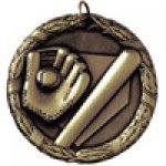 XR Medals -Baseball XR Series Medal Awards